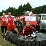 poduszkowiec rajdowy 2008