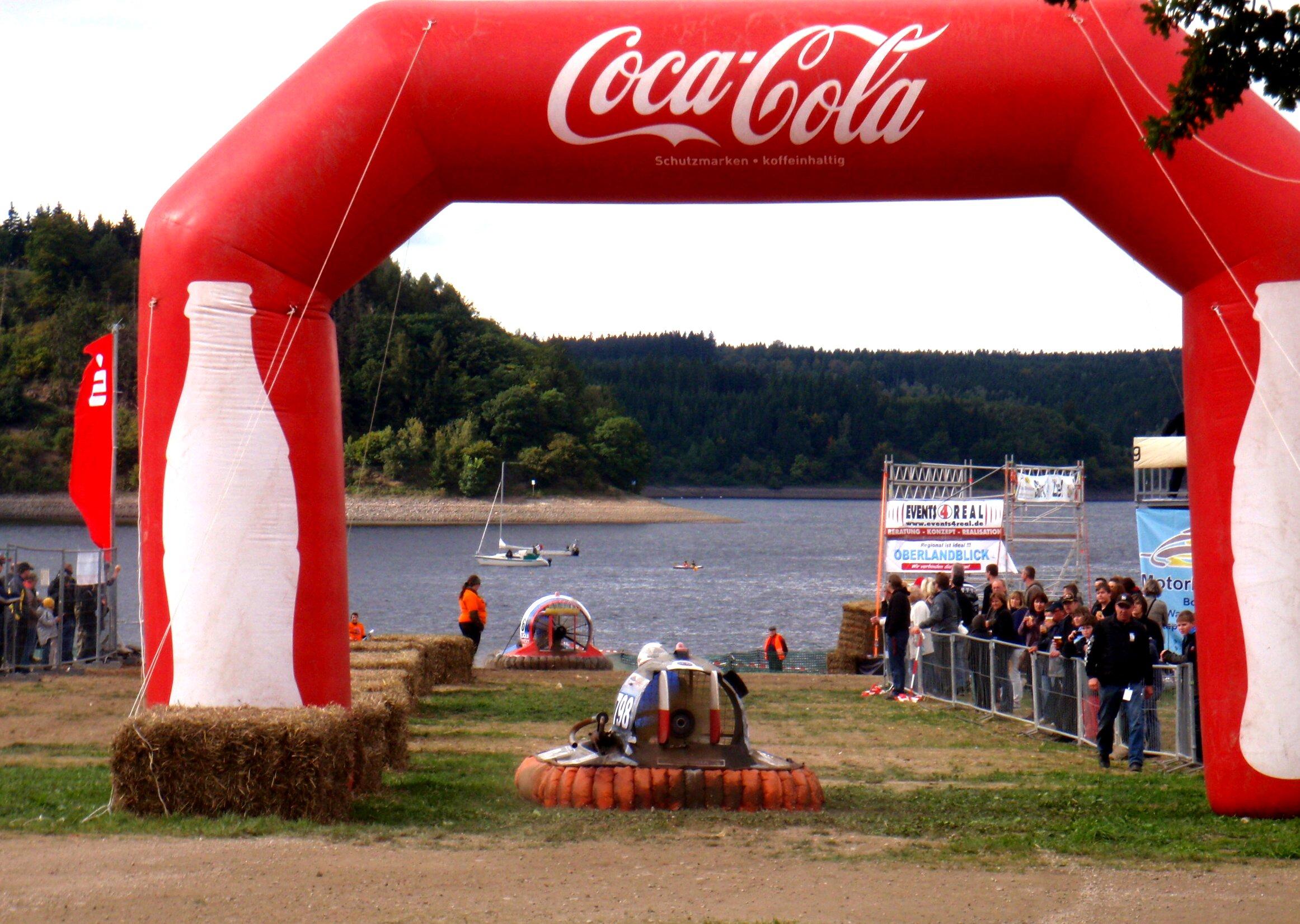 saalburg2010-Cola sponsor poduszkowcow