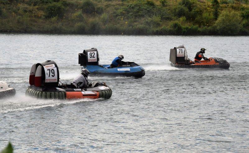 walka na wodzie mistrzostwa poduszkowce rajdowe